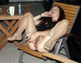 Fully naked mature girlfriends with..