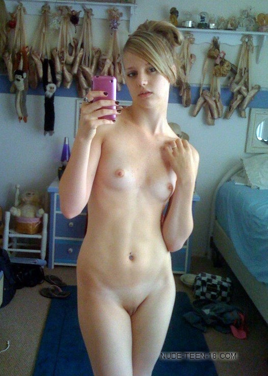 Girl naked in shower with friend