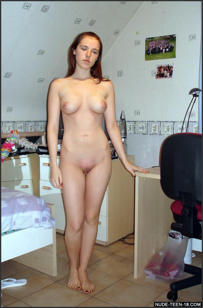 Nackt Gesehen